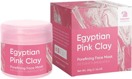 Egyptian Pink Clay